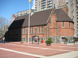 The Church of the Good Shepherd in New York,NY 10044