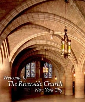 The Riverside Church  in New York,NY 10027