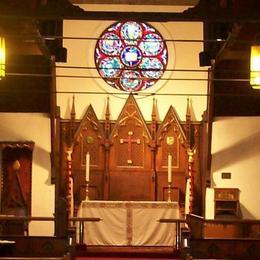 St. Paul's Episcopal Church in Bergen