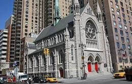 Holy Trinity Lutheran Church in New York,NY 10023