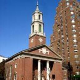 The Brick Presbyterian Church in New York,NY 10001