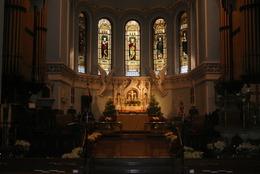Church of St. Luke and St. Matthew in Brooklyn,NY 11238