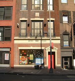Jews for Jesus in New York,NY 10016