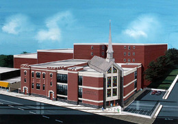 Lenox Road Baptist Church in Brooklyn,NY 11266