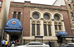 Memorial Baptist Church  in New York,NY 10026