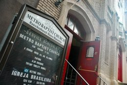 Metro Baptist Church in New York,NY 10018