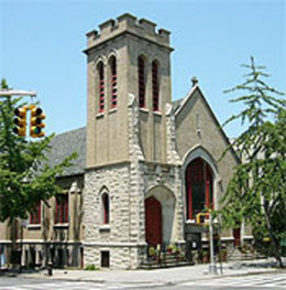 Park Slope United Methodist Church in Brooklyn,NY 11215