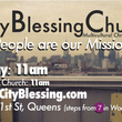 City Blessing Church in Woodside ,NY 11377