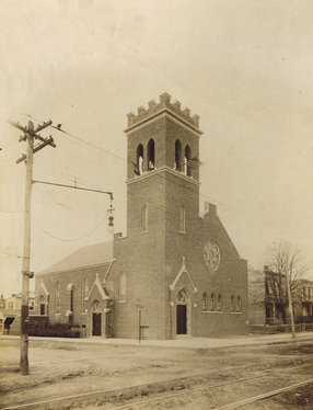 Christ Evangelical Lutheran Church