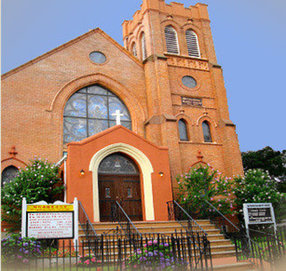 Metropolitan Baptist Church in Brooklyn,NY 11214