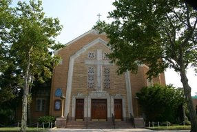 Blessed Virgin Mary Help of Christians Church in Woodside,NY 11377