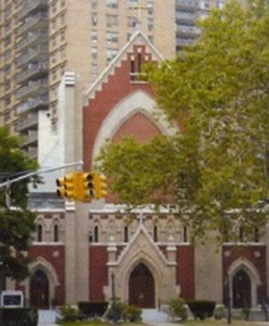 Church of the Guardian Angel in Brooklyn,NY 11235