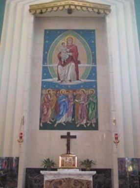 St. Athanasius Church in Brooklyn,NY 11204