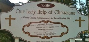 Our Lady Help of Christians in Staten Island,NY 10307