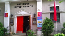 Bay Ridge United Church in Brooklyn,NY 11209