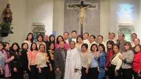 SAN LORENZO RUIZ CHAPEL in New York,NY 10013