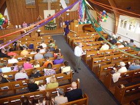 The Cornerstone Baptist Church