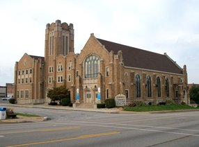 Central Baptist Church in Quincy,IL 62301