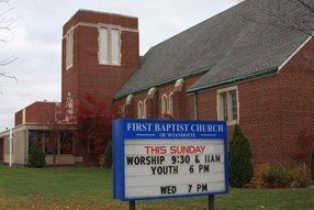 First Baptist Church in Wyandotte,MI 48192
