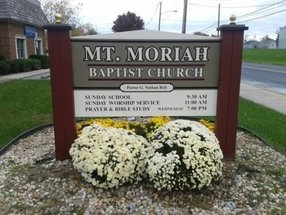 Mt. Moriah Baptist Church in Chambersburg,MD 17201