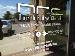 North Ridge Church | Stratford