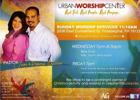 Urban Worship Center A/G in Philadelphia,PA 19125