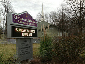 Clinton Assembly of God Church in Clinton,MI 49236