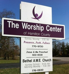 The Worship Center of Hamilton County in Noblesville,IN 46062