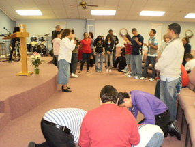 Iglesia Vida Abundante en Cristo
