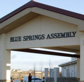 Blue Springs Assembly of God in Blue Springs,MO 64029