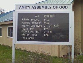 Amity Assembly of God