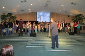 Valley Community Church in Sacramento,CA 95826