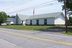 Patten Pentecostal Church in Patten,ME 04765