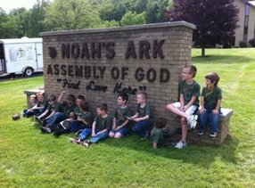 Noah's Ark Assembly of God in Fairview,WV 26570