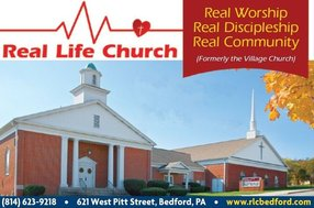 Real Life Church Assemblies of God in Bedford,PA 15522