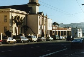 Templo Calvario in San Francisco,CA 94103