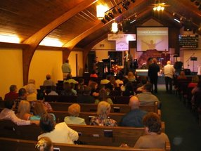 New Life church in Center,TX 75935