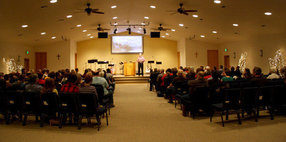 Cabinet Mountain Calvary Chapel in Clark Fork,ID 83811