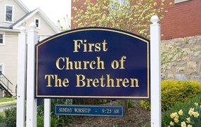 First Church of the Brethren in Roaring Spring,PA 16673