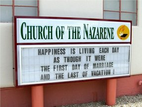 Marsing Church of the Nazarene