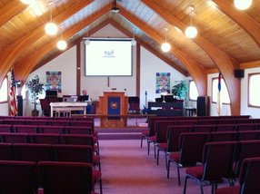 Penn Yan White Stone Chapel Church of the Nazarene