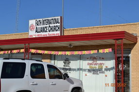 Faith International Alliance Church in Lubbock,TX 79407