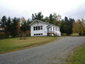Fellowship Alliance Church in Moose River,ME 4945.0