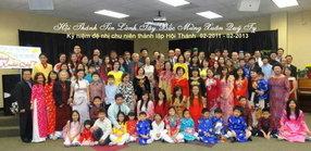 Northwest Houston Vietnamese Alliance Church in Houston,TX 77095