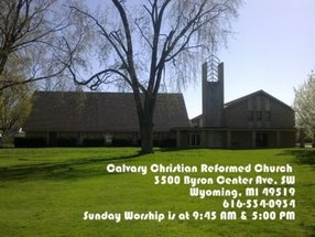 Calvary Christian Reformed Church in Wyoming,MI 49519