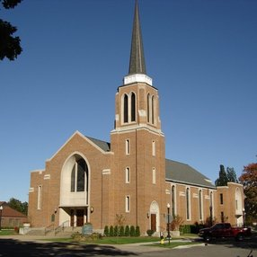 Central Avenue Christian Reformed Church in Holland,MI 49423