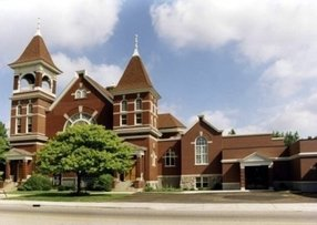 West Leonard Christian Reformed Church in Grand Rapids,MI 49504