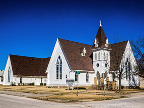 Central Christian Church in Nocona,TX 76255