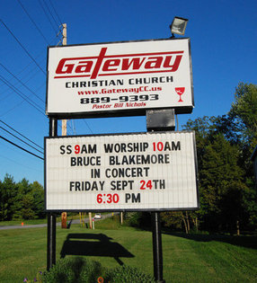 Gateway Christian Church in Springfield,MO 65807