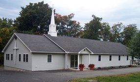 Evangelical Free Bible Church in South Abington Township,PA 18411